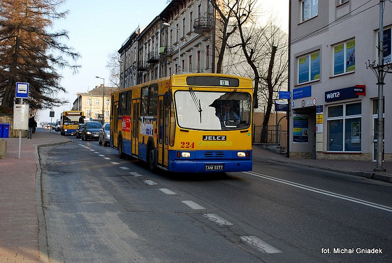 [TR] Inwestycje drogowe w Tarnowie – start w marcu 2014