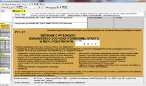 [BR] Deklaracje za 2013 r. – rozliczenie PIT w 2014 r. (PITy) – cz.1 (zmiany w uldze na dzieci)