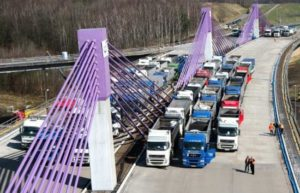 Most w Mszanie już czynny. Naprawa zakończona.