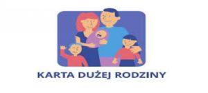 Karta Dużej Rodziny – oferta dedykowana rodzinom wielodzietnym