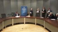 Podpisanie porozumienia w sprawie PO WER