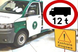 ZAKAZ RUCHU 1 listopada 2016 – Ograniczenia dla pojazdów pow. 12 ton DMC.