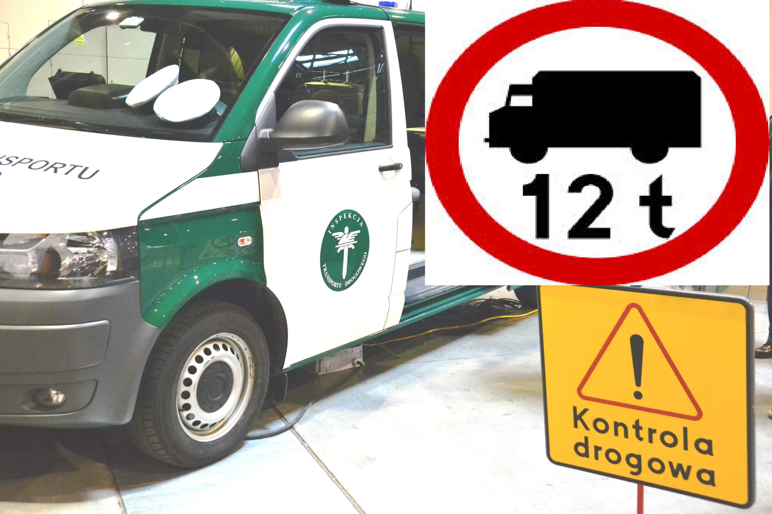 Zakaz ruchu pojazdów ciężarowych 14 i 15 maja (Zielone Świątki)