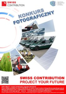 "Konkurs fotograficzny ""SWISS CONTRIBUTION. PROJECT YOUR FUTURE"""