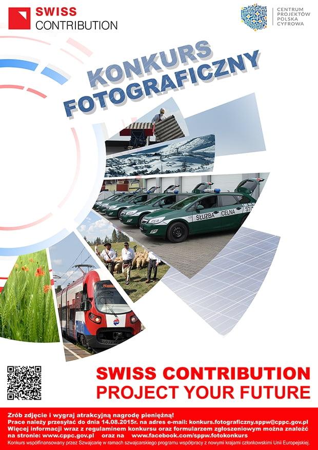 "Konkurs fotograficzny ""SWISS CONTRIBUTION. PROJECT YOUR FUTURE"""