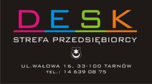 DESK – strefa przedsiębiorcy rusza już od jutra!!!