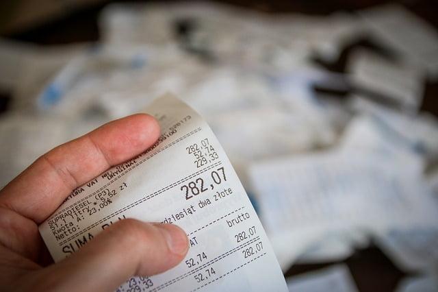 Loteria paragonowa Ministerstwa Finansów