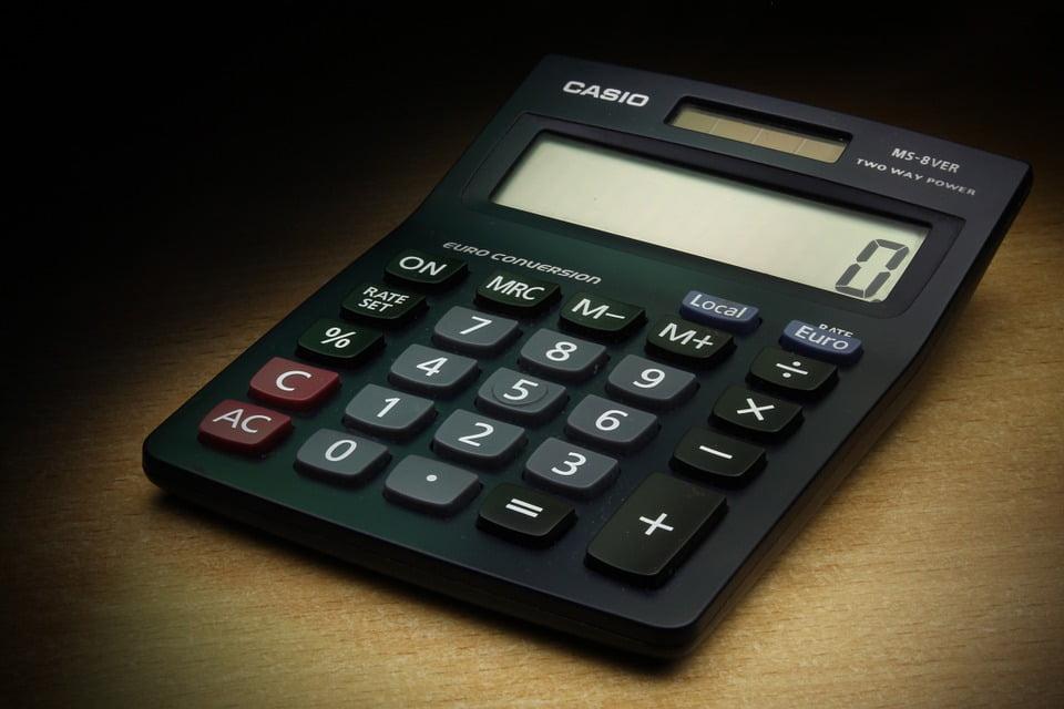 Zmiana wskaźników podatkowych i rachunkowych