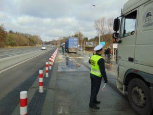 Automatyczna waga samochodowa już działa w Bydgoszczy