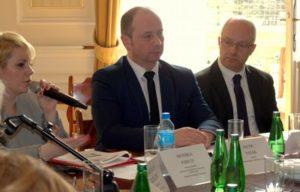 O Barometrze zawodów i RPDZ na Wojewódzkiej Radzie Dialogu Społecznego