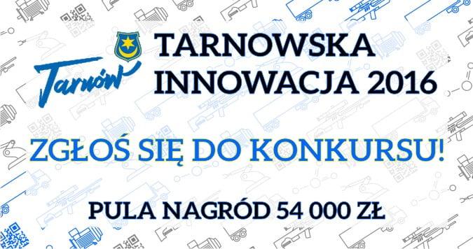 Tarnowska Innowacja 2016