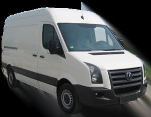 Samochód dostawczy z dwoma rzędami siedzeń – odliczenie VAT