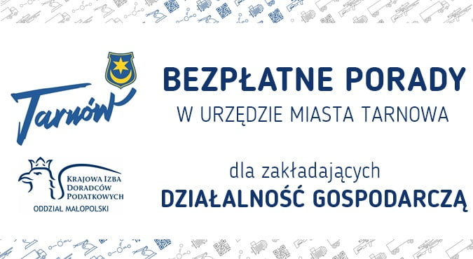 Stanowisko informacyjne doradców podatkowych w Urzędzie Miasta Tarnowa