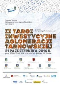 II Targi Inwestycyjne Aglomeracji Tarnowskiej