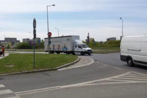 Wjeżdżamy na rondo bez włączania lewego kierunkowskazu – wyrok WSA w Gliwicach