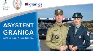 Asystent Granica – aplikacja przyjazna dla obywateli