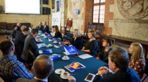 O wsparciu dla przedsiębiorców i ich pracowników w Tarnowie