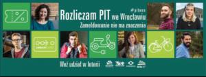Samochód, skutery, rowery – miasta znowu nagradzają za rozliczenie PIT-u