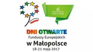 Dni Otwarte Funduszy Europejskich w Małopolsce