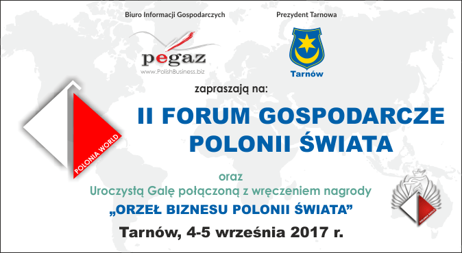 II Forum Gospodarcze Polonii Świata