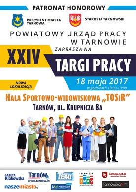 Targi Pracy w Tarnowie