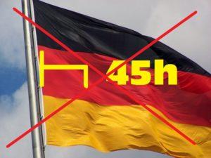 Już od 25 maja – zakaz odpoczynku w kabinie pojazdu na terenie Niemiec