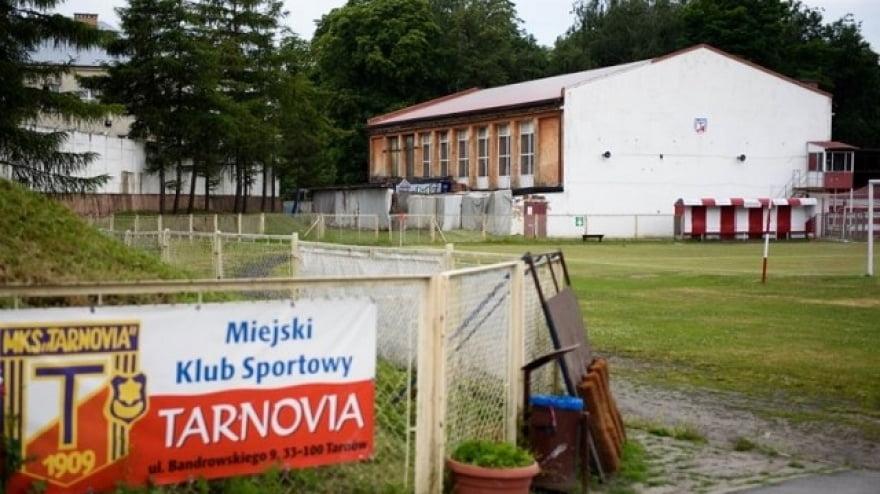 Gruntowny remont hali sportowej Tarnovia