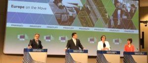PILNE! Znamy propozycje Komisji Europejskiej dla transportu! Zobaczcie co zawiera opublikowany dziś Pakiet mobilności
