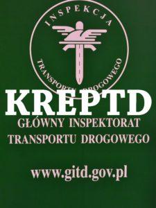 KREPTD –  Krajowy Rejestr Elektroniczny Przedsiębiorców Transportu Drogowego