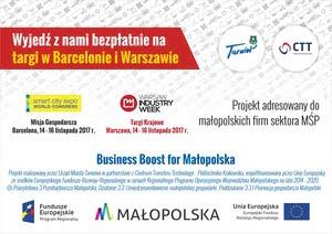 Barcelona i Warszawa czekają na przedsiębiorców