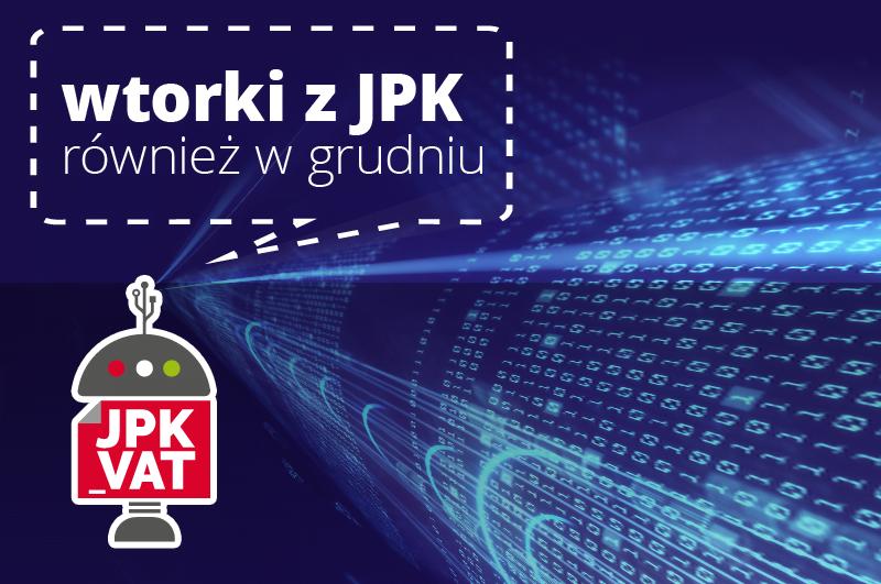 Kontynuacja szkoleń z JPK_VAT dla mikroprzedsiębiorców