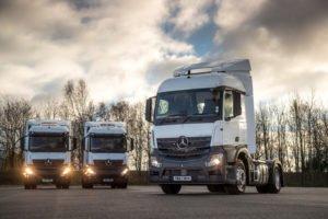 Policja w nieoznakowanych ciężarówkach – Wielka Brytania