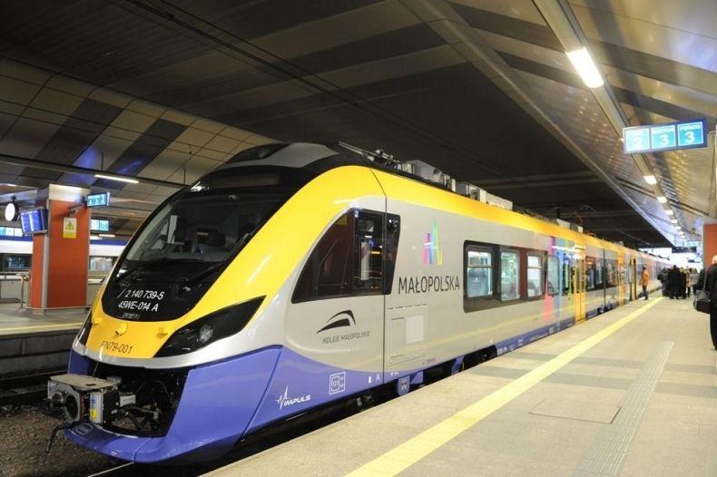 Zdecyduj, jak będą wyglądać nowe pociągi Województwa Małopolskiego