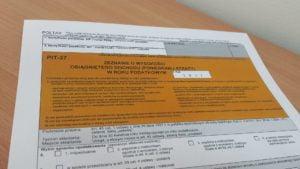Urzędy skarbowe weryfikują rozliczenia PIT za 2017 rok