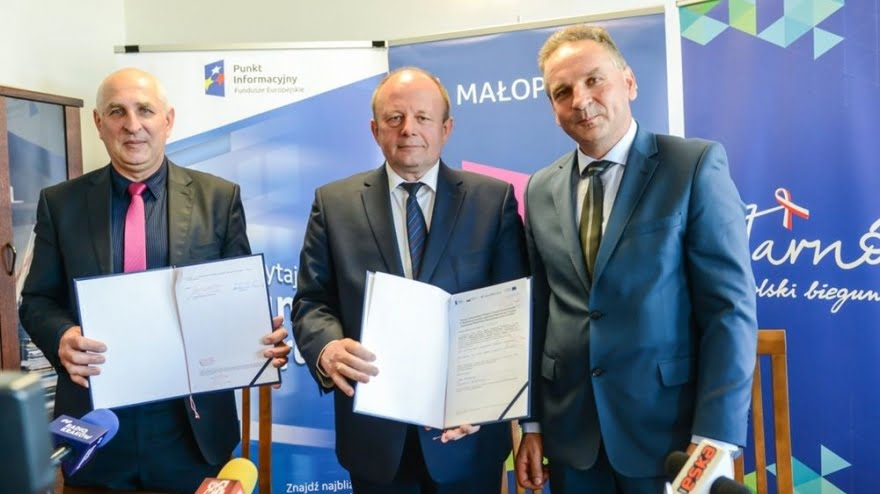 Nowe projekty UE w Tarnowie – rewitalizacja starówki i centrum sportowe