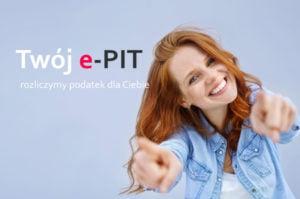 Twój e-PIT – Krajowa Administracja Skarbowa rozliczy podatek za Ciebie