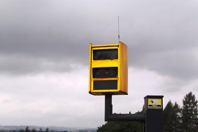 Fotoradar na polskiej autostradzie – jest już pierwszy