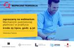 Mechanizm podzielonej płatności w praktyce – webinarium