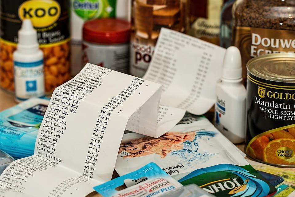 Straty w towarach a zapisy w księdze podatkowej
