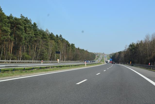 Polskie drogi nie dla wszystkich pojazdów