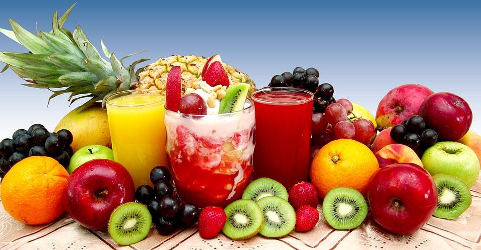 napoje i nektary owocowe