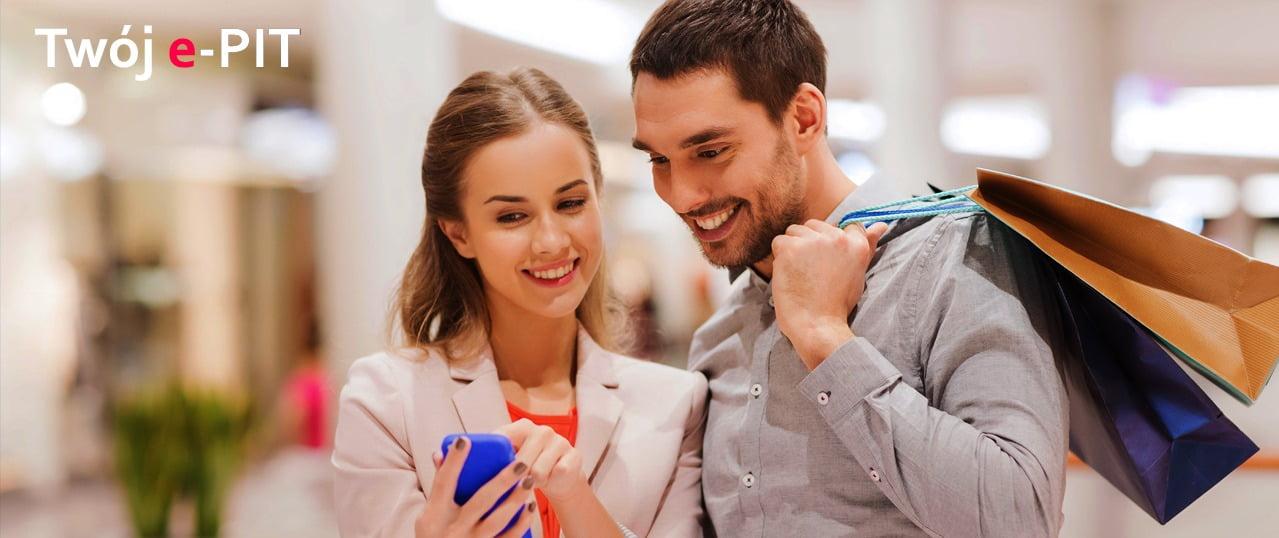 Przyjdź do galerii handlowej i rozlicz swój PIT!