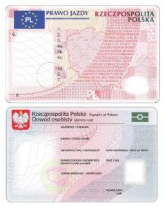 Nowe Dokumenty – od 4 marzec 2019 Prawo Jazdy e-Dowód Osobisty