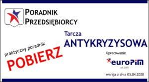 Tarcza Antykryzysowa dla firm – opracowanie Biura Rachunkowego