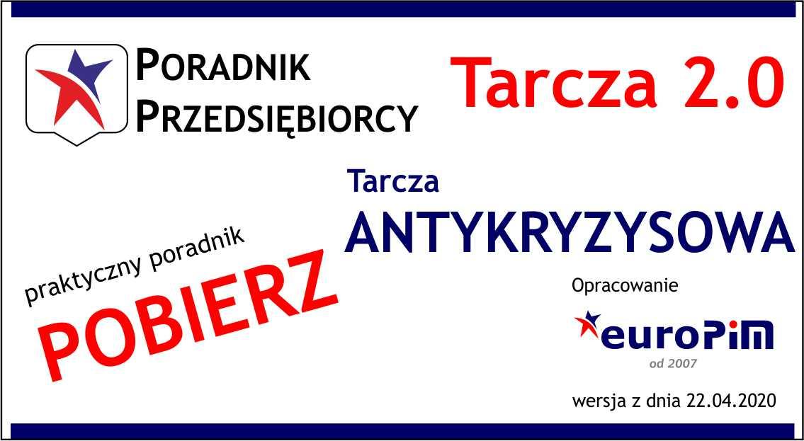 Tarcza Antykryzysowa 2.0 – zaktualizowany poradnik dla przedsiębiorców