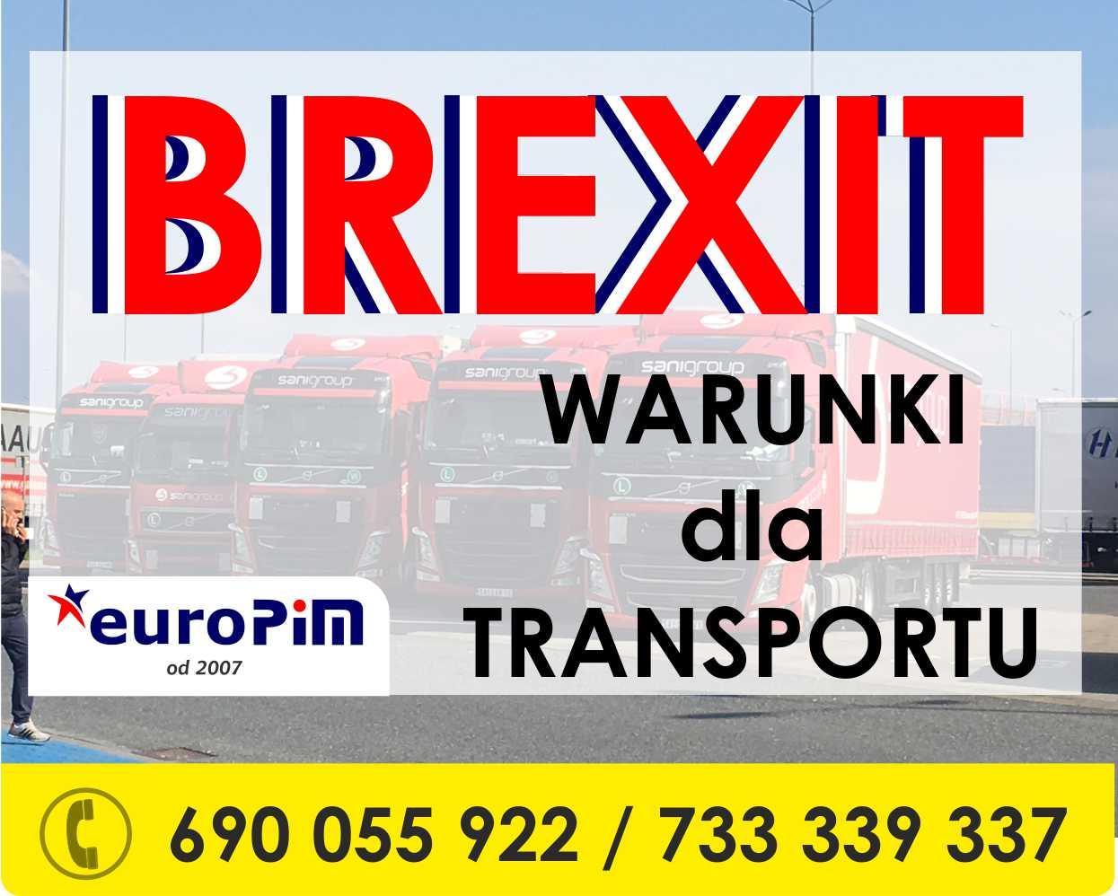 BREXIT dla TRANSPORTU – 01.01.2021